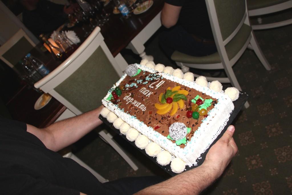Торт 24